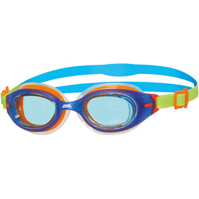 Zoggs Little Sonic Air Goggles Kids, bleu/vert